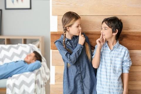 conditions vie privée enfants